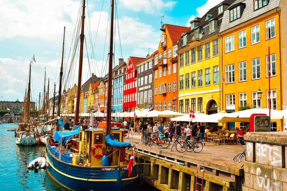 København - Turen fra Holbæk